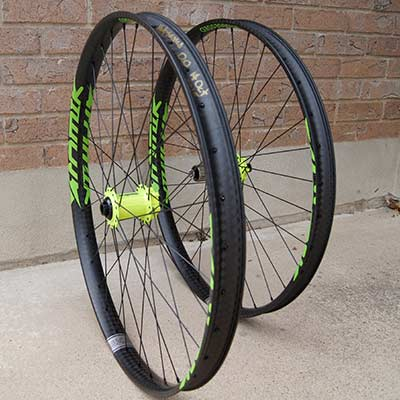 Fat and Plus Complete Mountain Wheels/Rims